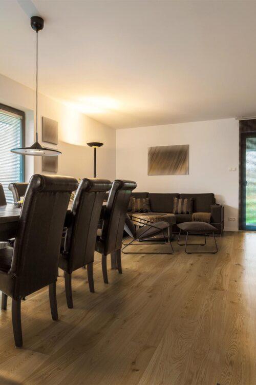 Oak Flooring Woodline Parquetry