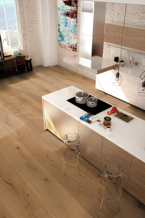 Semi Fumed European Oak Floors Origins Collection Woodline Parquetry